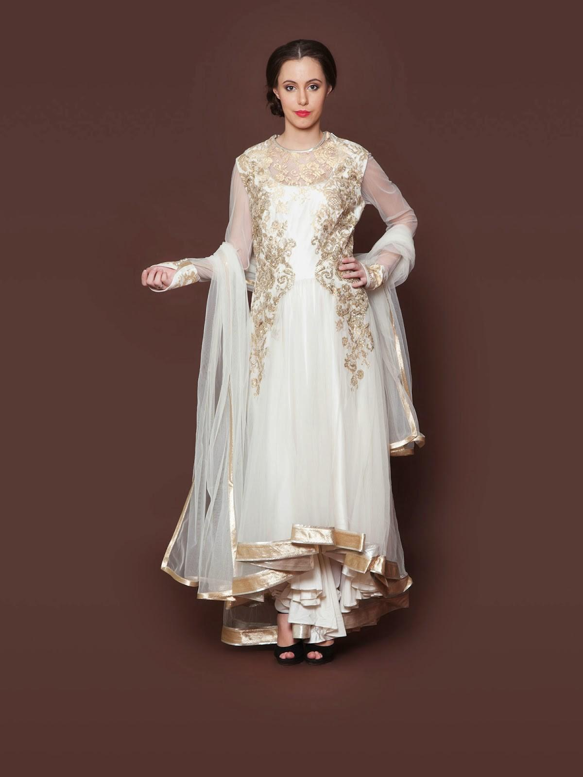 2014 Bollywood Designer Wear Women