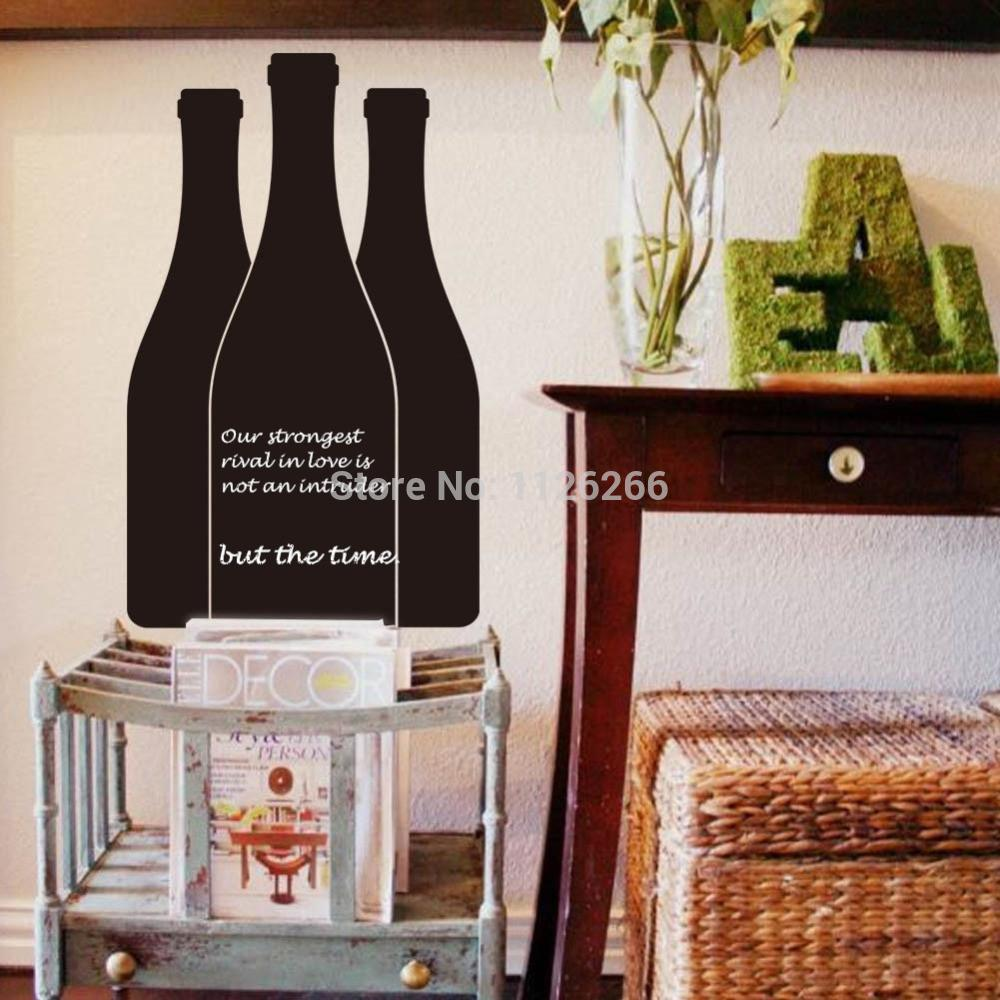 2014 New Creative Chalkboard Labels Decal Diy Message