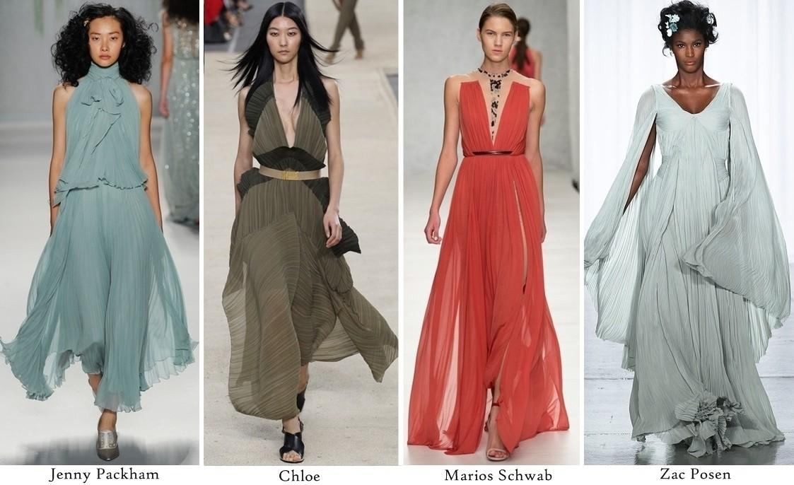 2014 Time Pleats Style