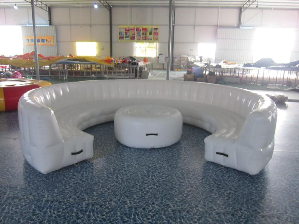 2016 Innovative Inflatable Sofa Outdoor