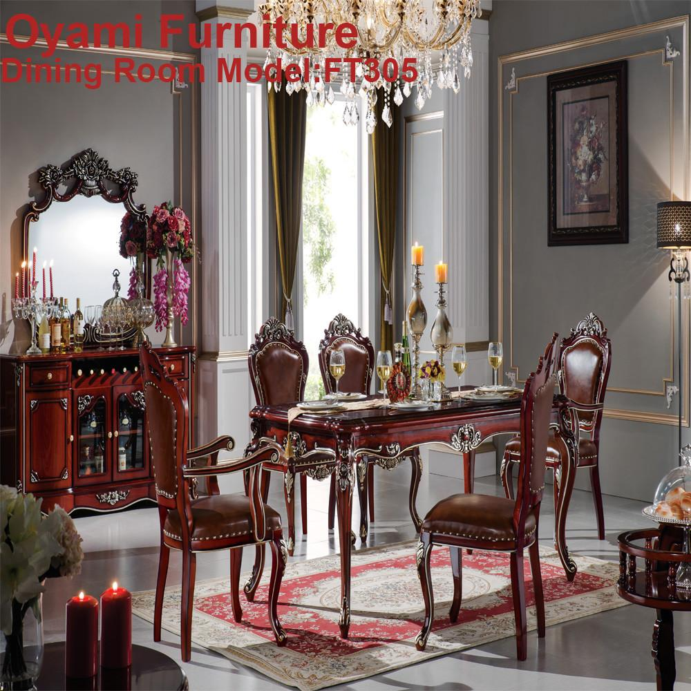 2016 Oyami Luxury Dining Room Furniture Table Sets Buy