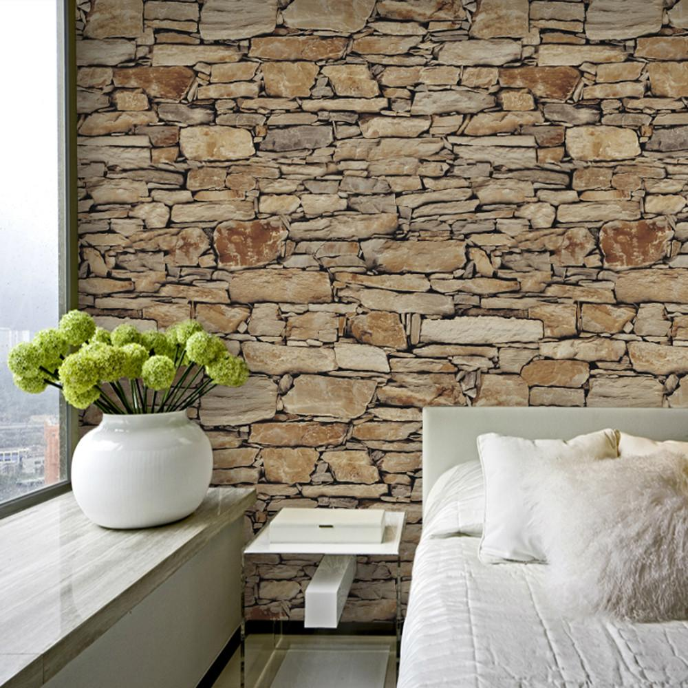 2016 Stone Waterproof Coffee Wall Paper