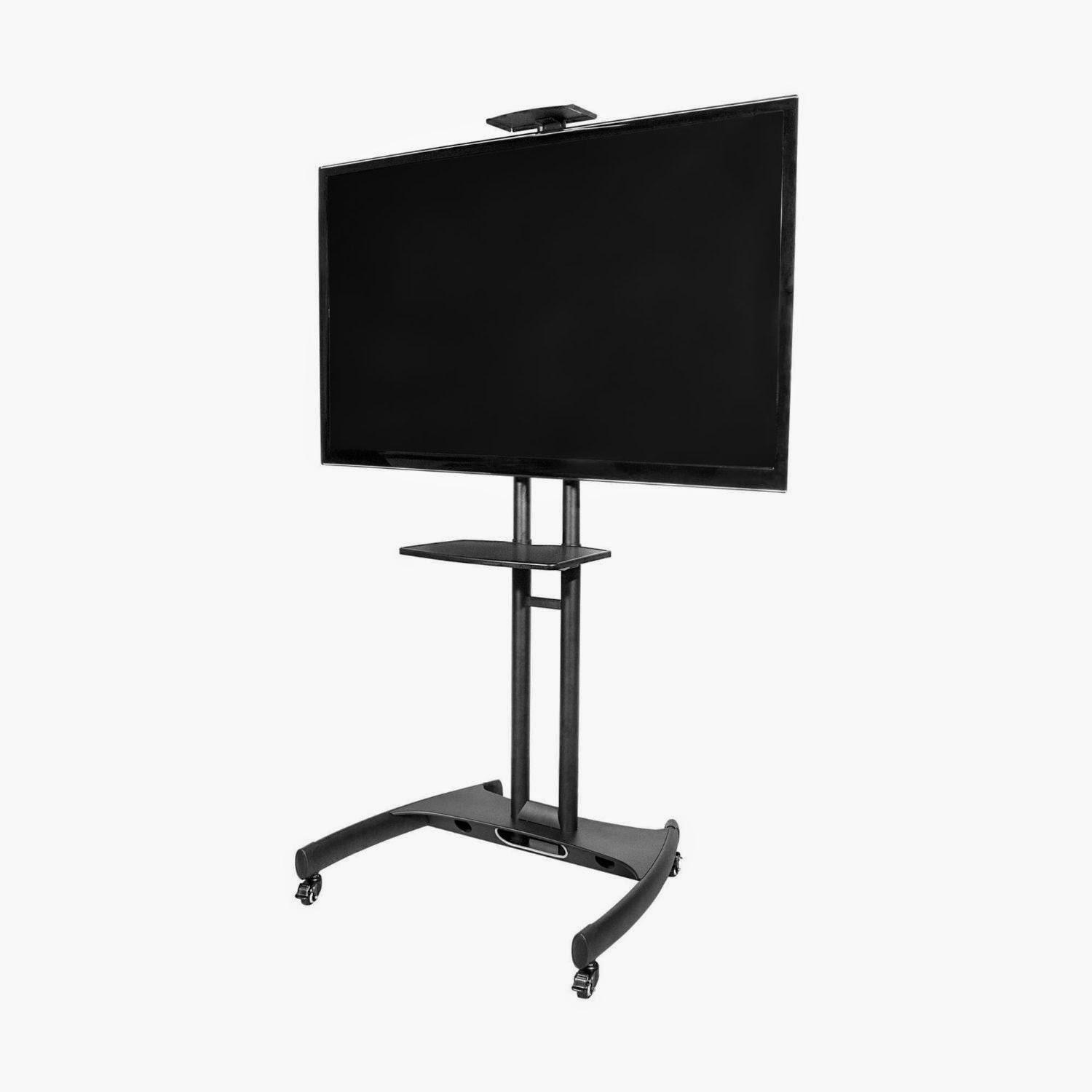 2017 Kanto Mtm65pl Mobile Stand Inch Flat