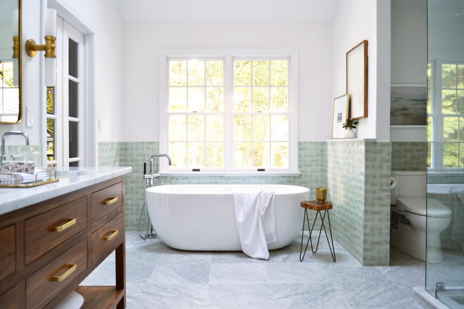 2018 Bathroom Decor Trends Apartment Therapy