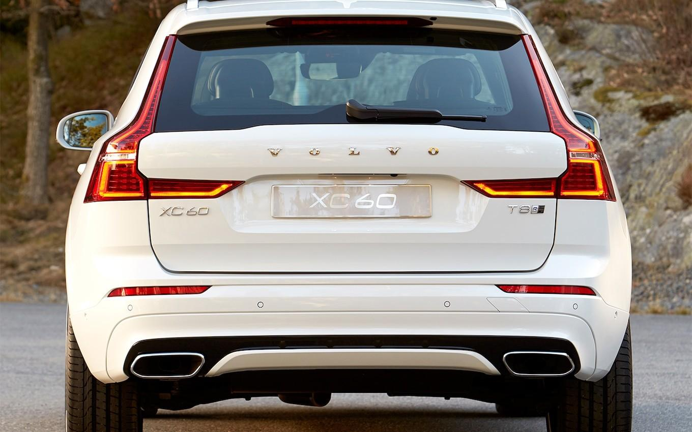2018 Volvo Xc60 First Look