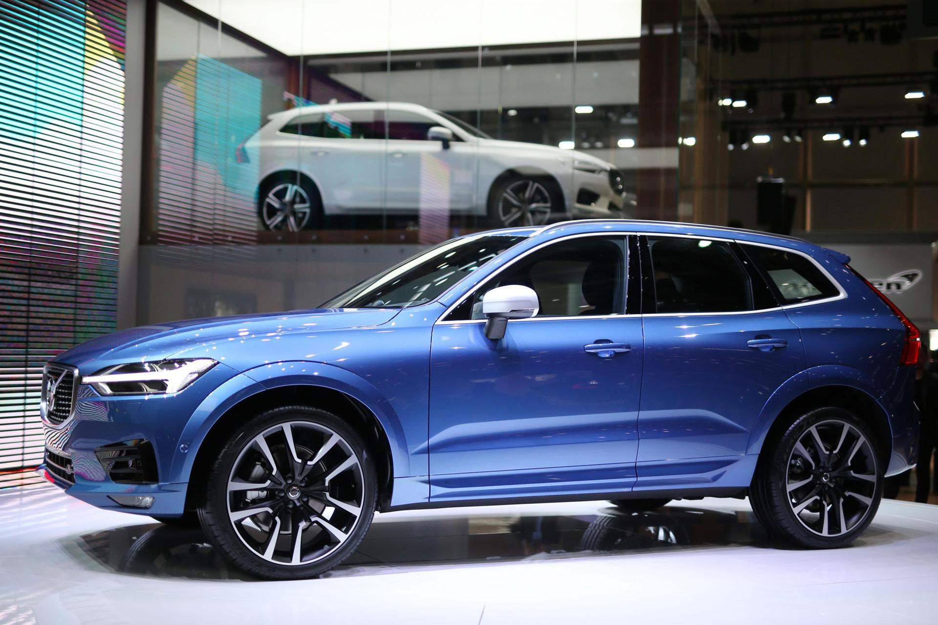 2018 Volvo Xc60 Preview