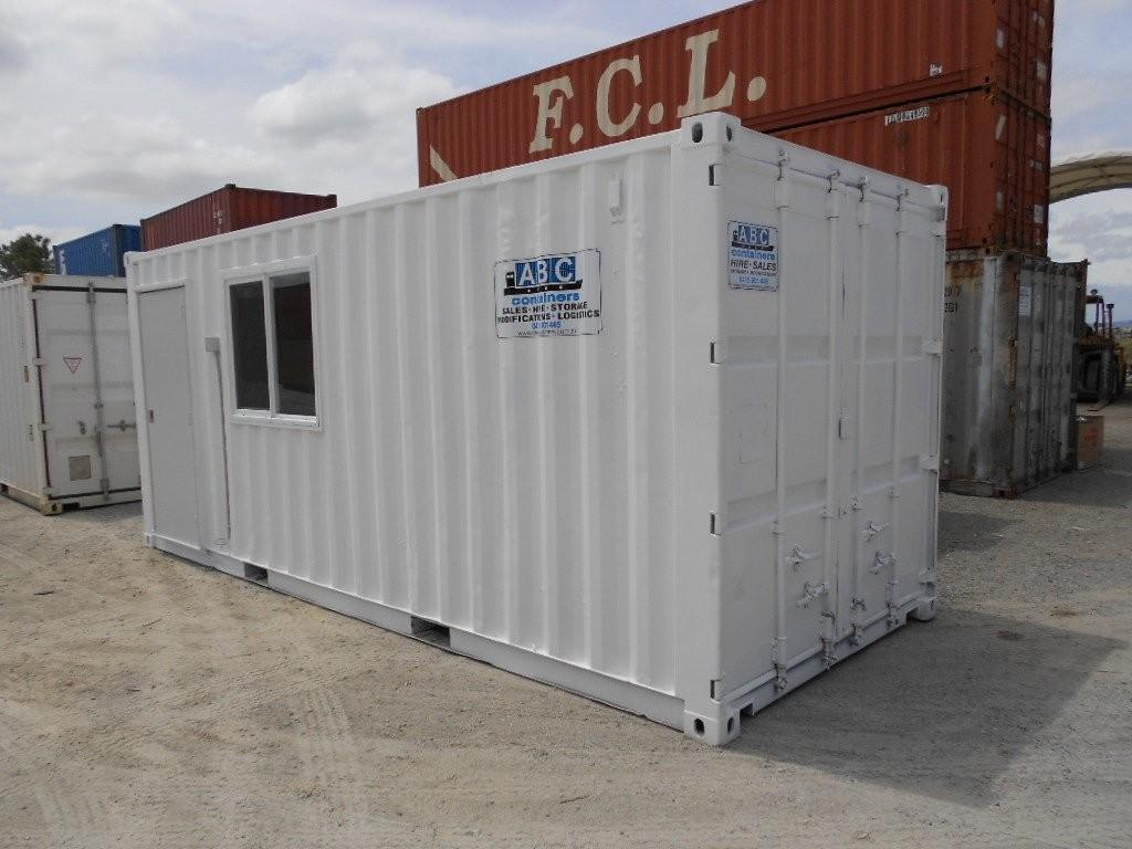 20ft Office Storage Abc Containers Perth