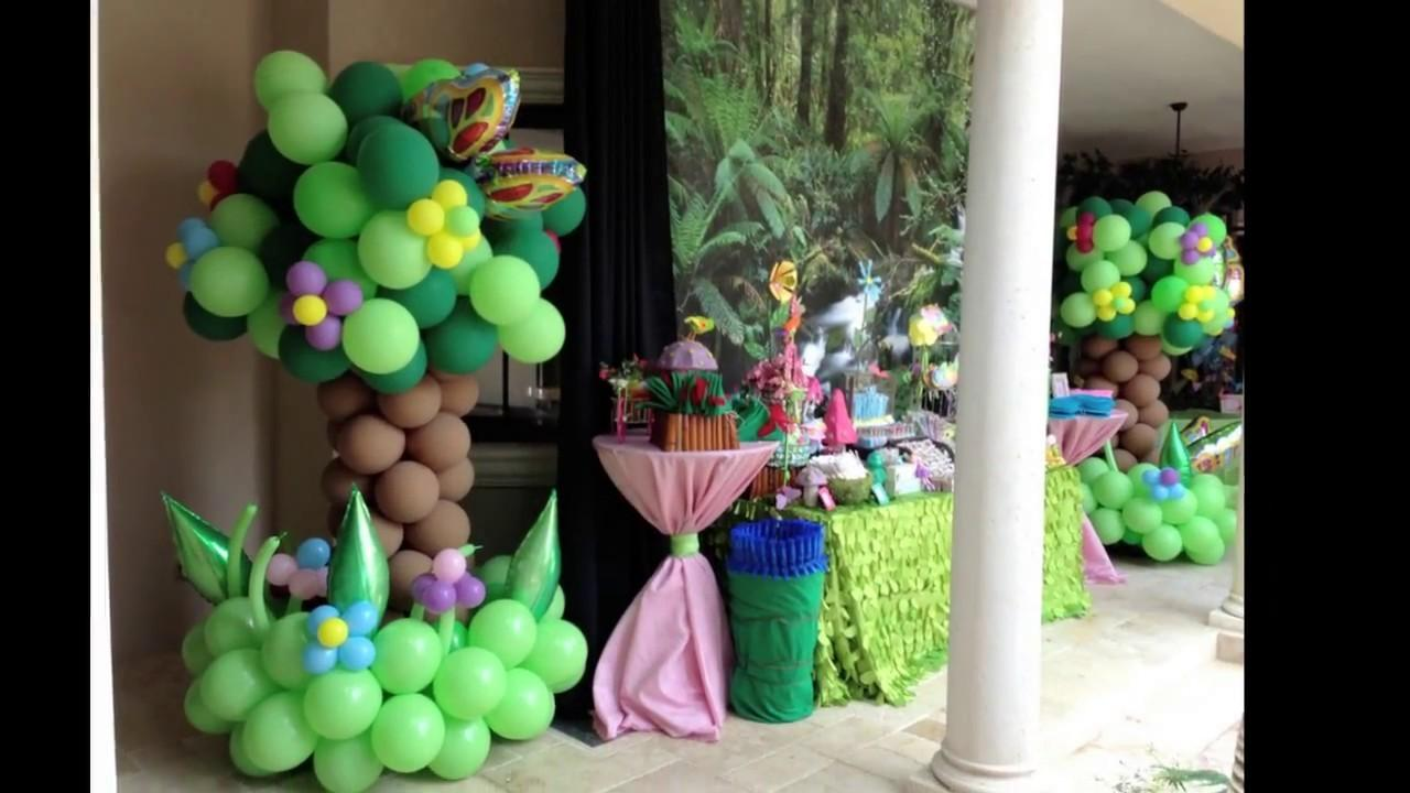 2nd Birthday Balloon Decor Outdoor Dreamark Events