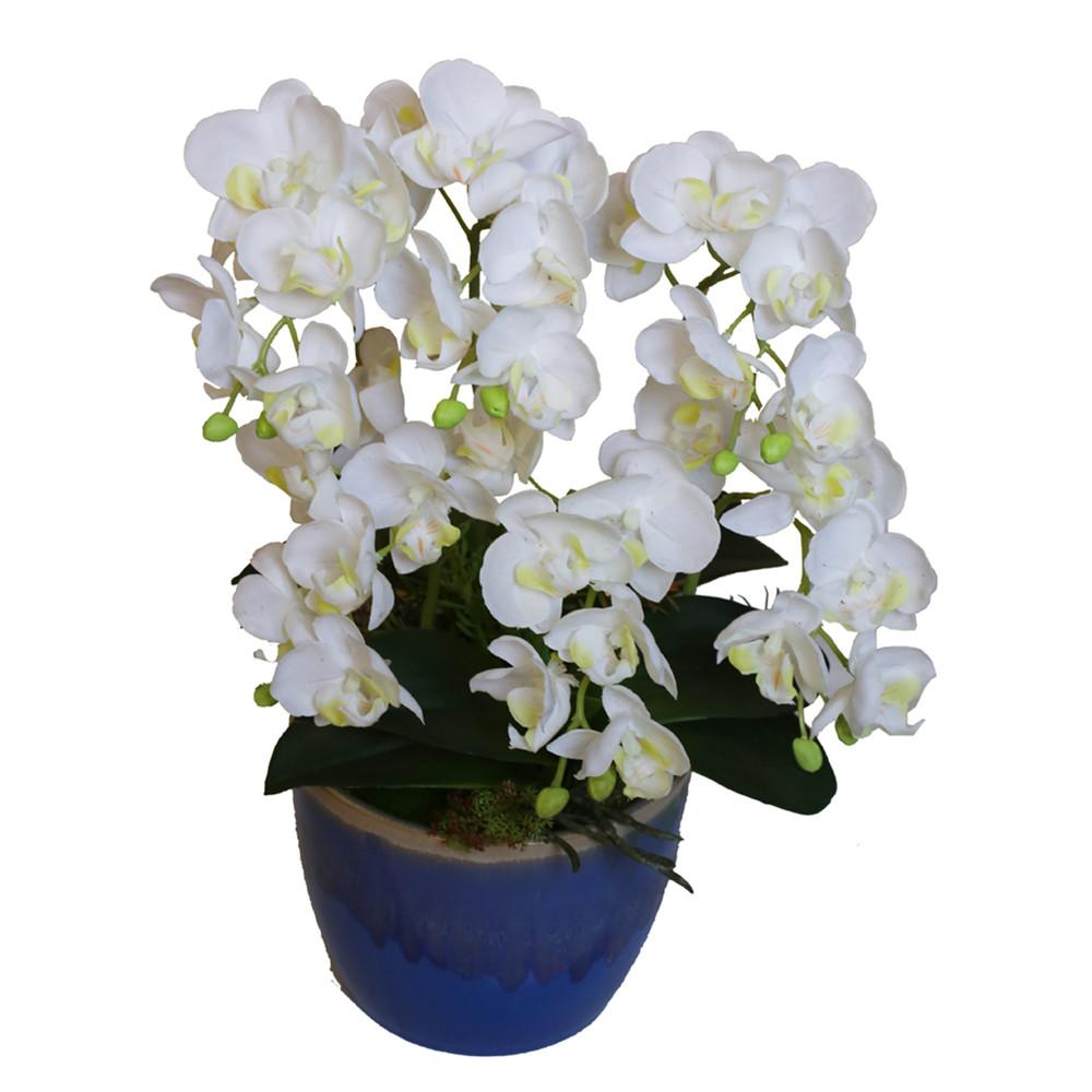42cm Potted Artificial Orchids Dongyi