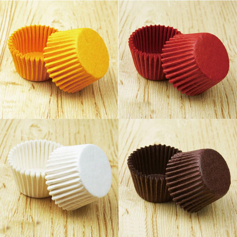440x Cupcake Paper Diy Cake Muffin Baking Cups Case Liners