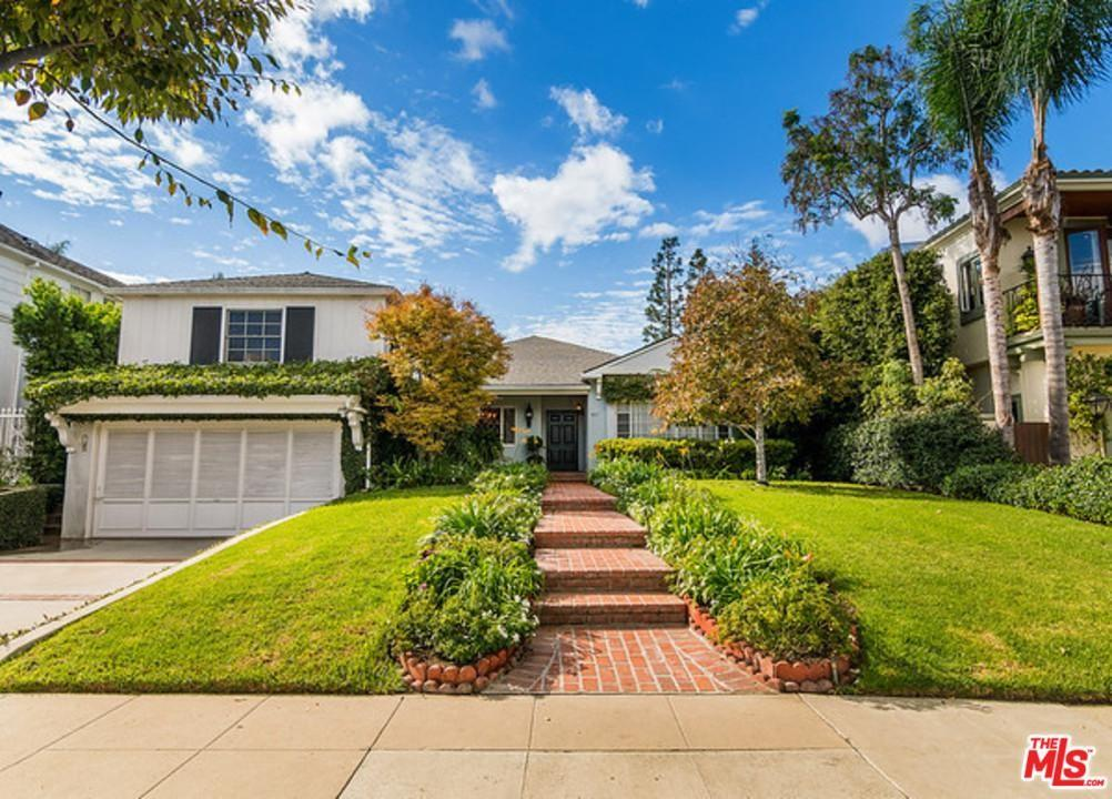 467 South Spalding Drive Beverly Hills