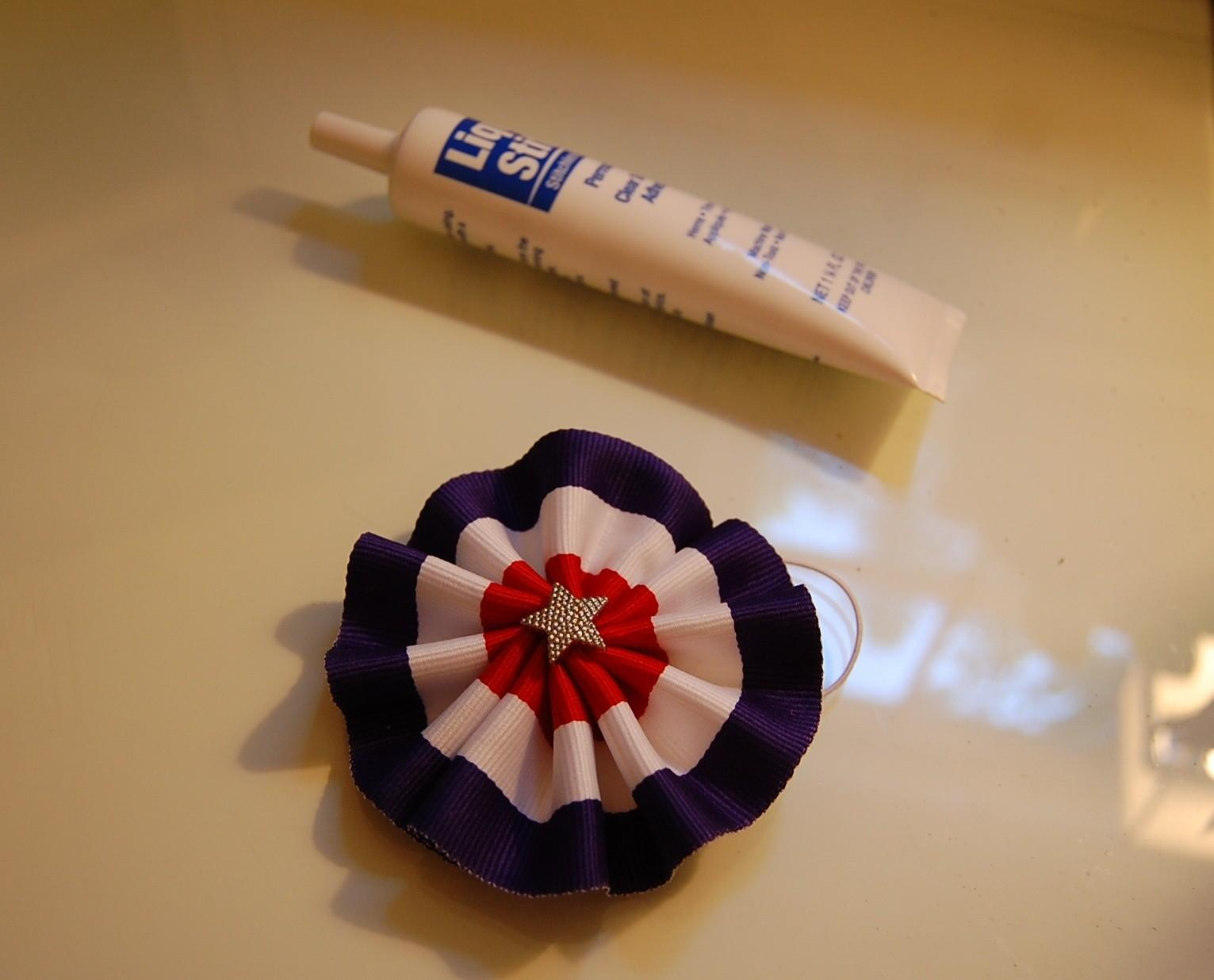 4th July Napkin Ring Tutorial