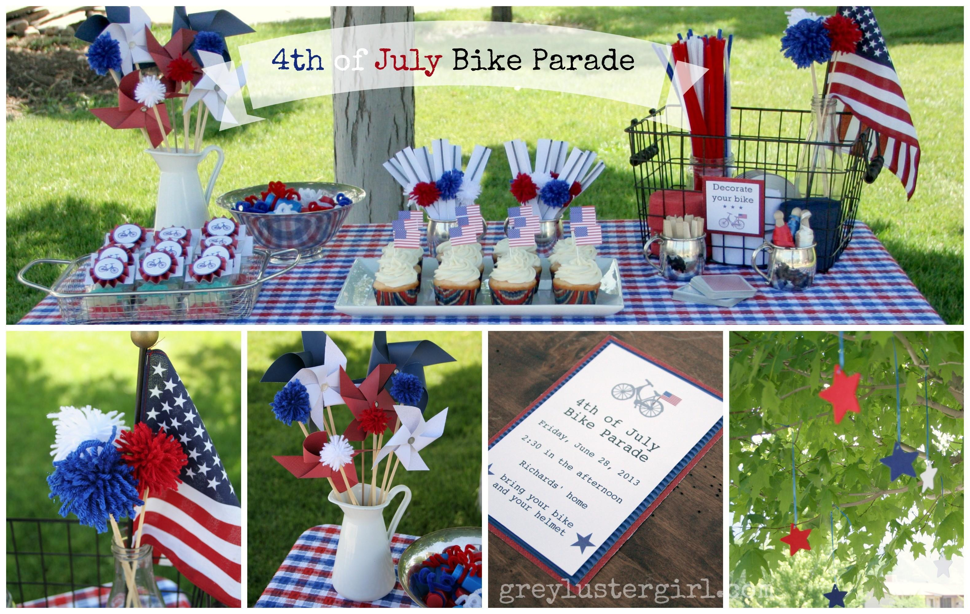 4th July Party Decorations