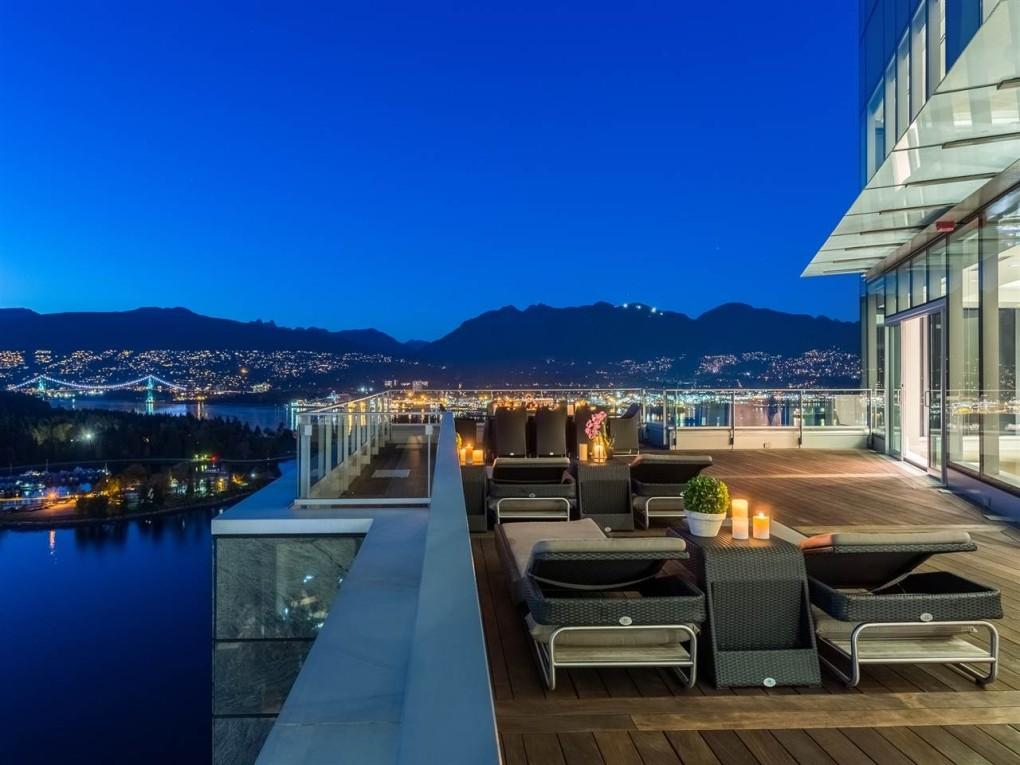58m Vancouver Penthouse Canada Most Expensive Condo