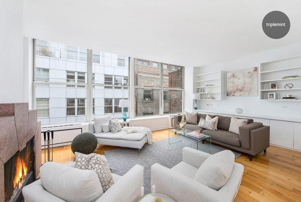 649m Soho Condo Boasts Tricked Out Roof Deck Cozy