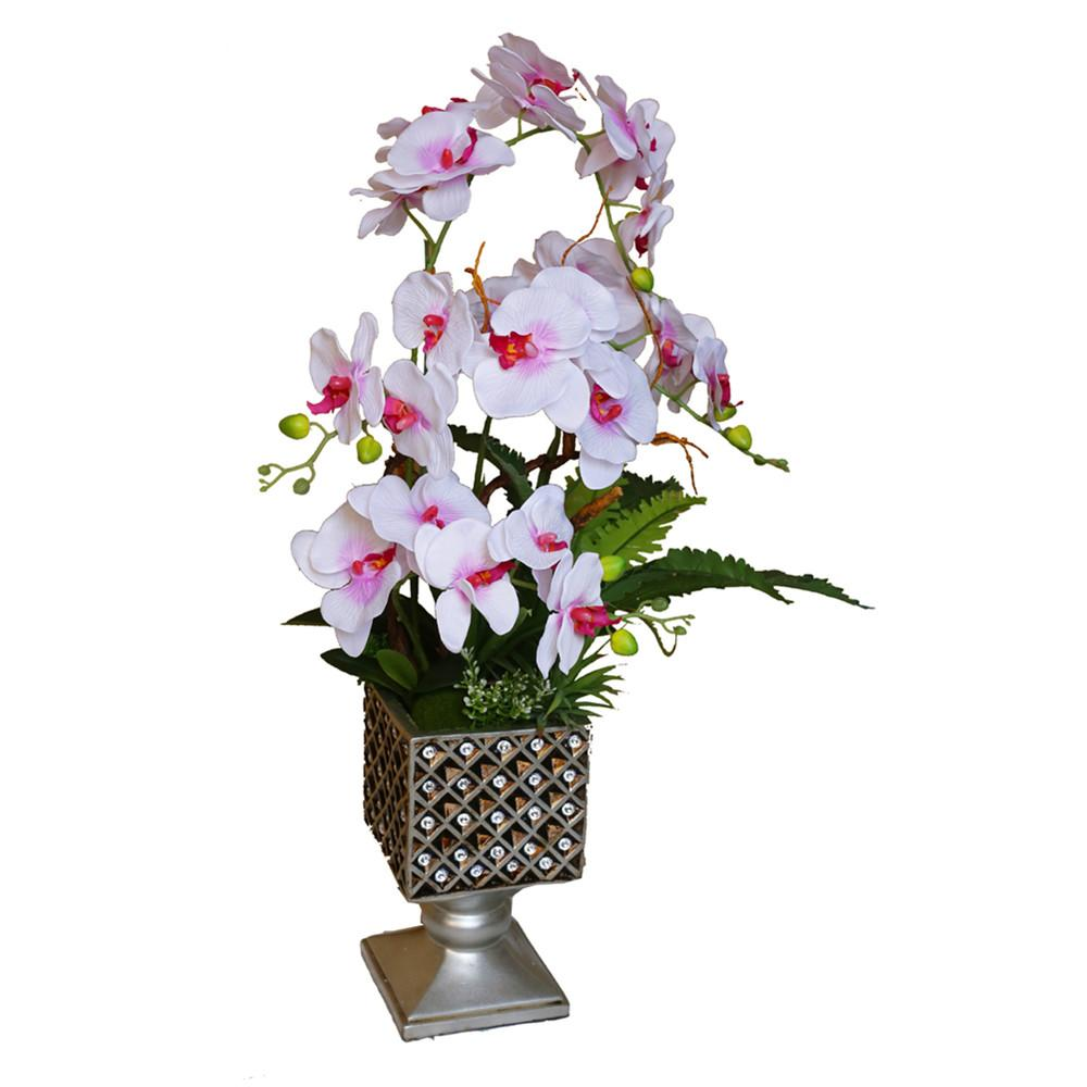 98cm Potted Artificial Orchids Dongyi
