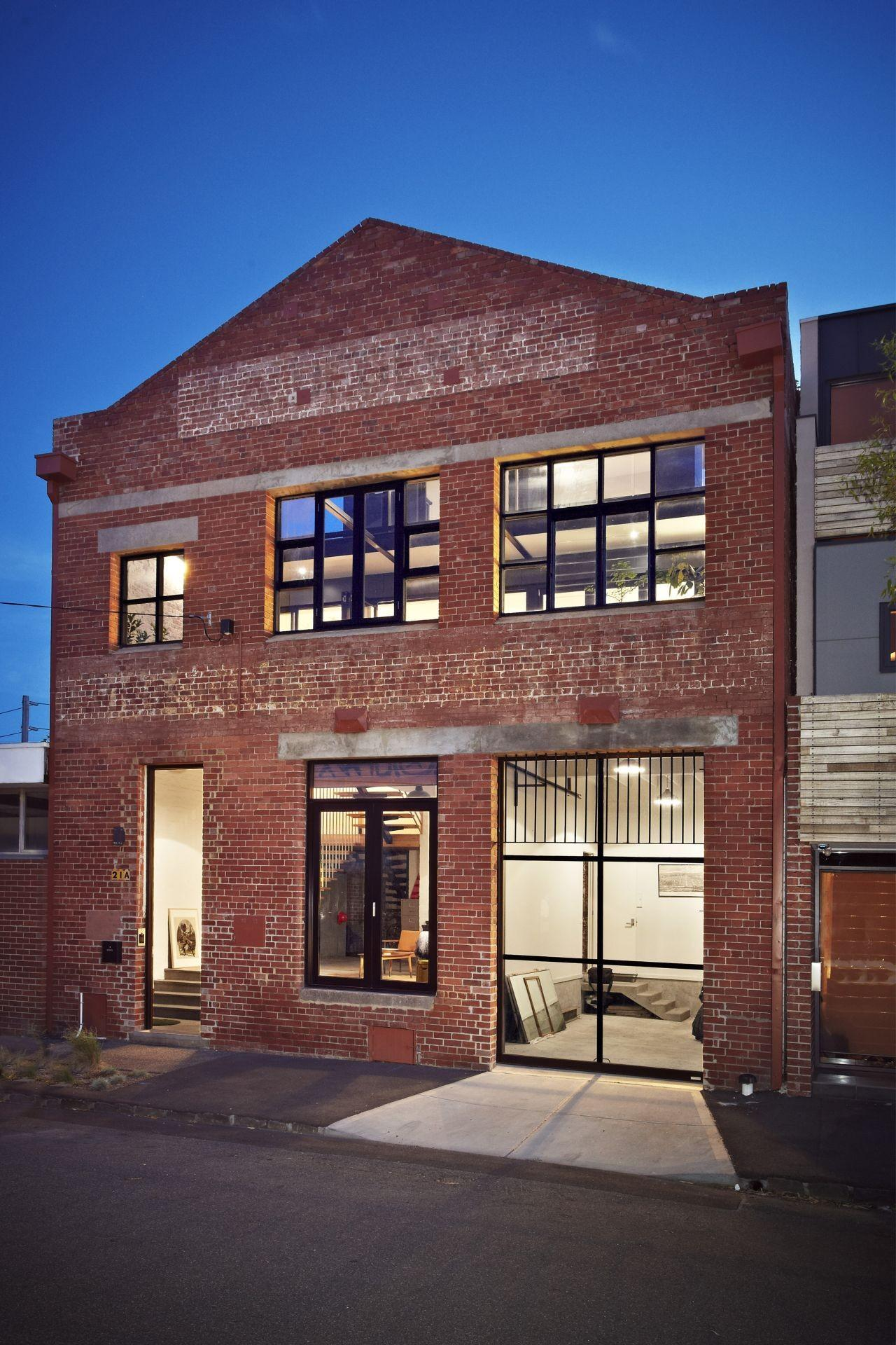 Abbotsford Warehouse Apartments Itn Architects