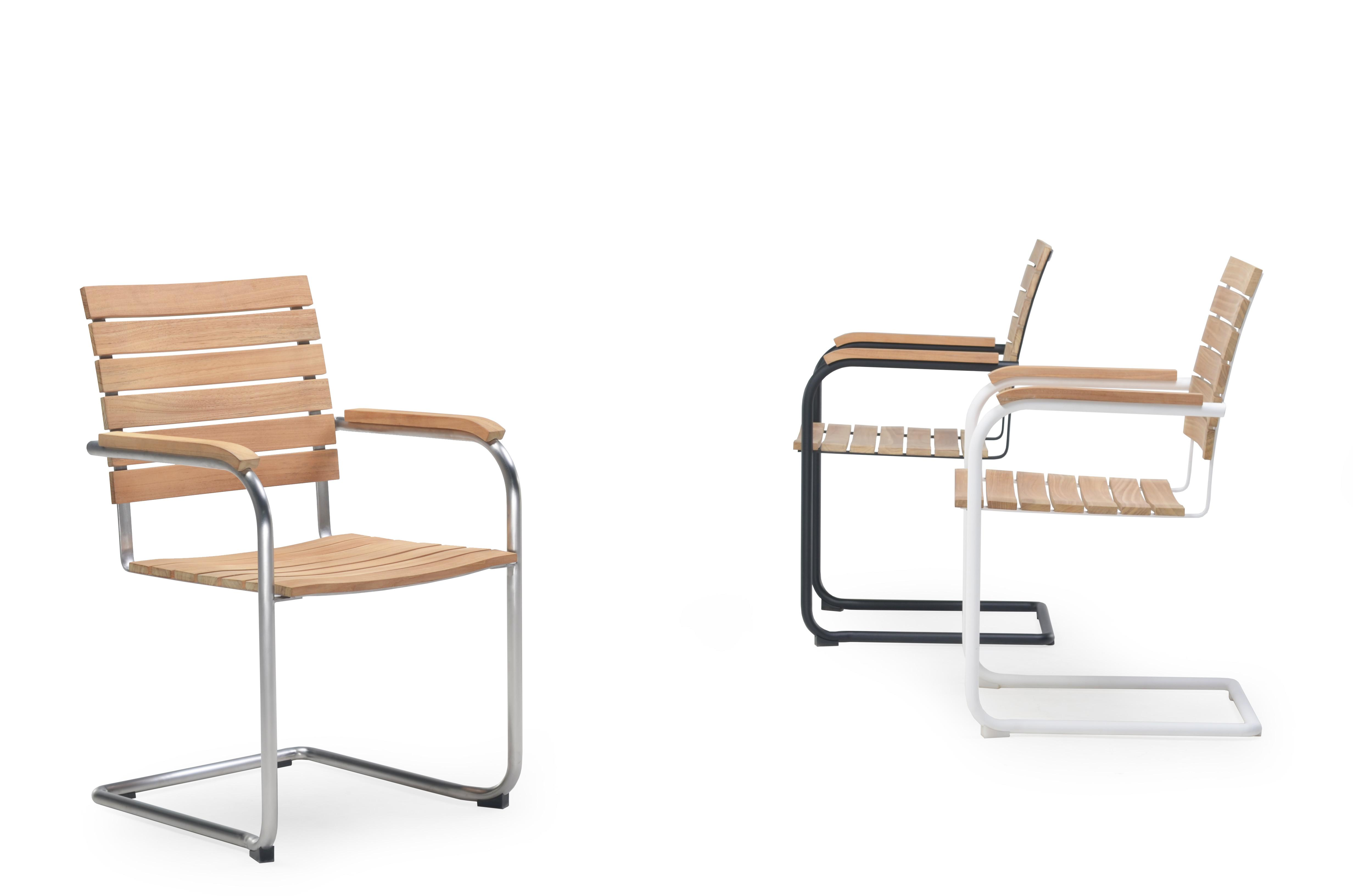 Abondo Cantilever Dining Chair Stellar Couture Outdoor