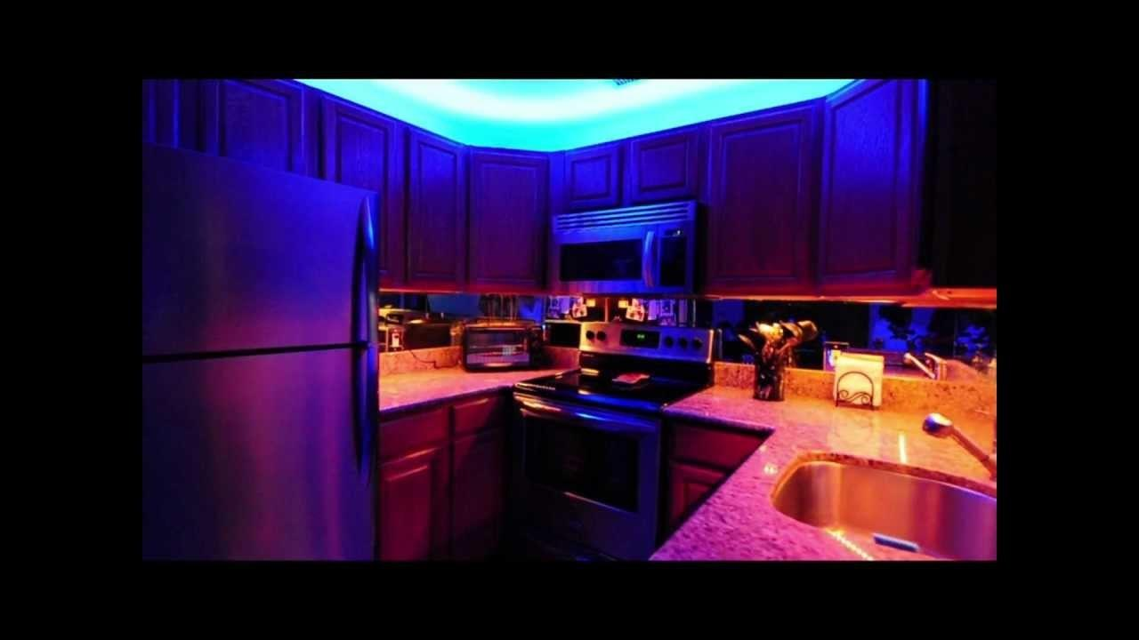 Above Under Kitchen Cabinet Led Lighting