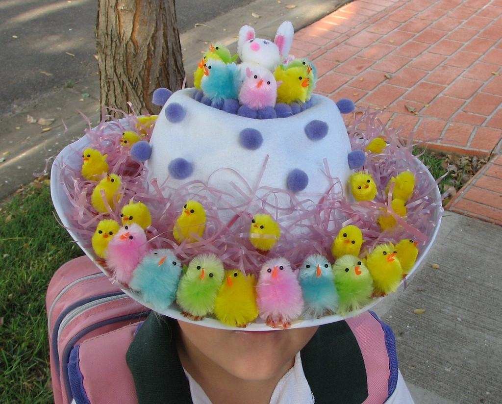 Absoluteleigh Easter Hat Parade