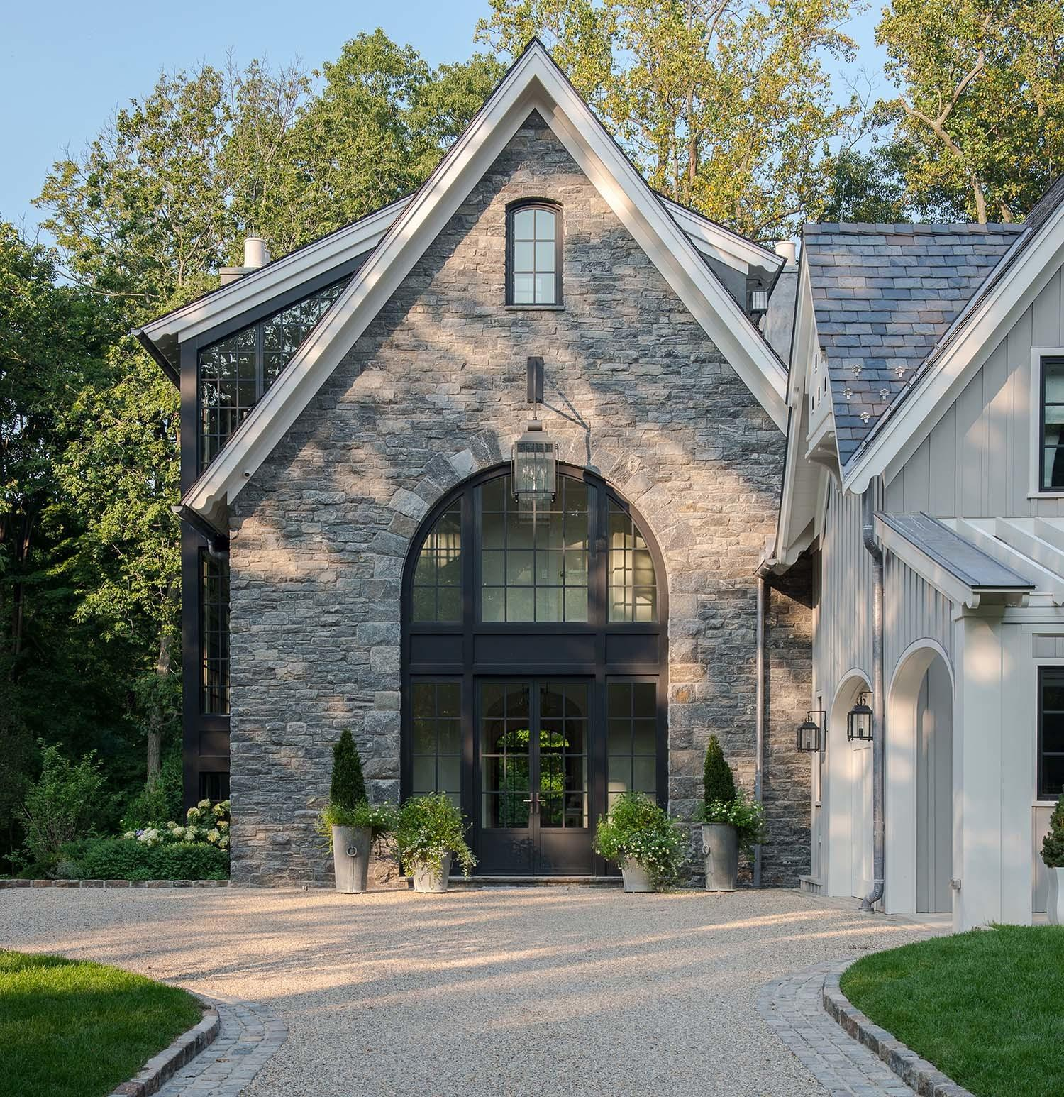 Absolutely Gorgeous Belgian Farmhouse New Canaan
