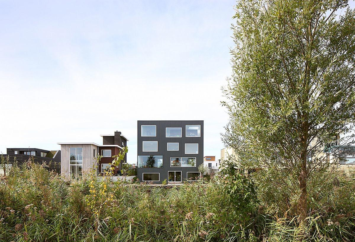 Abstract Industrial Dutch Home Captivates