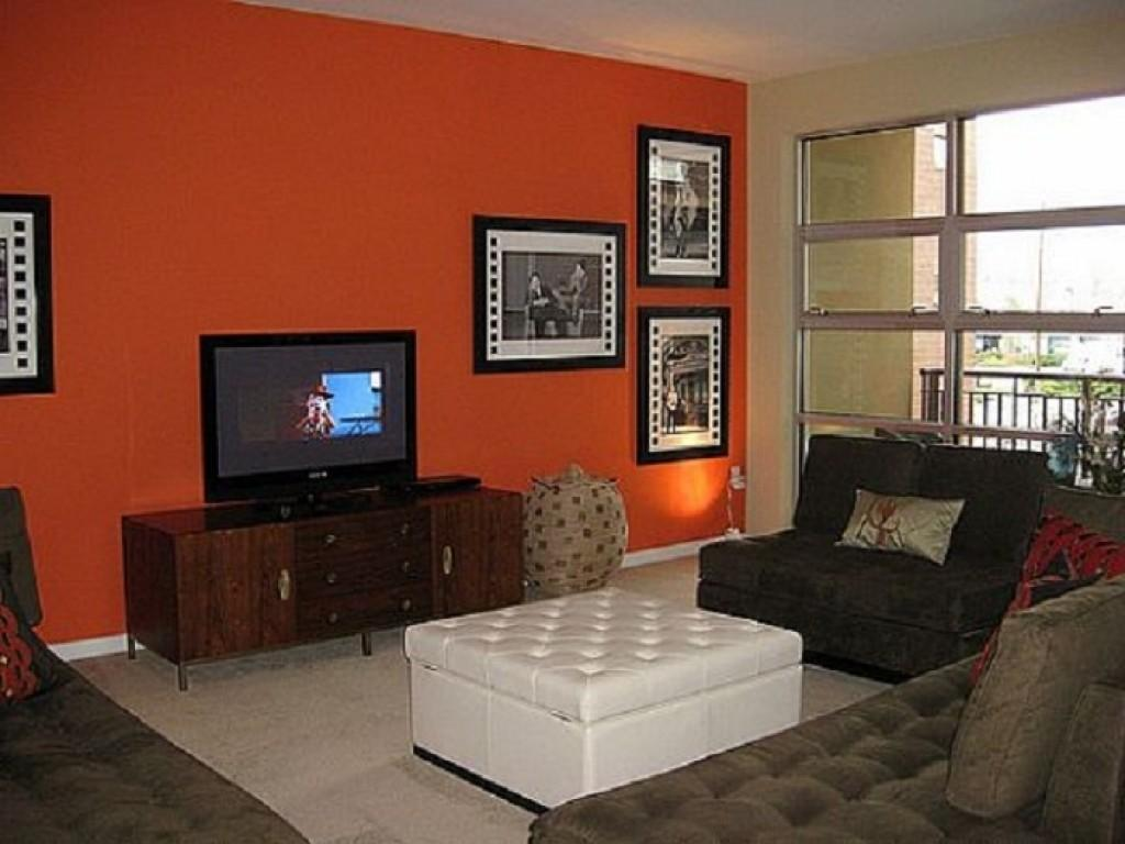Accent Wall Color Combinations Behr Perfect Taupe
