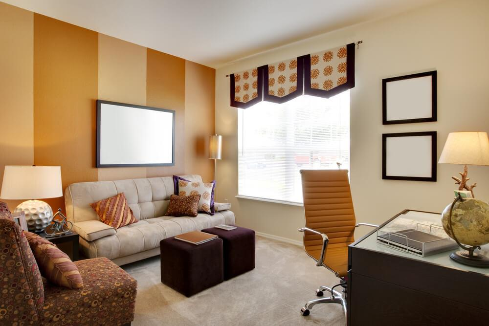 Accent Wall Ideas Fall