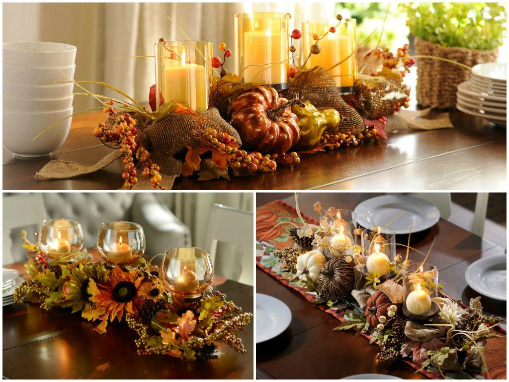 Accessories Sweet Interior Design Ideas Fall Table