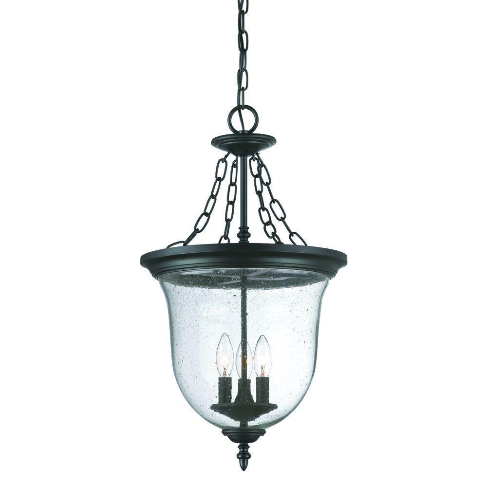 Acclaim Lighting Belle Collection Light Matte Black