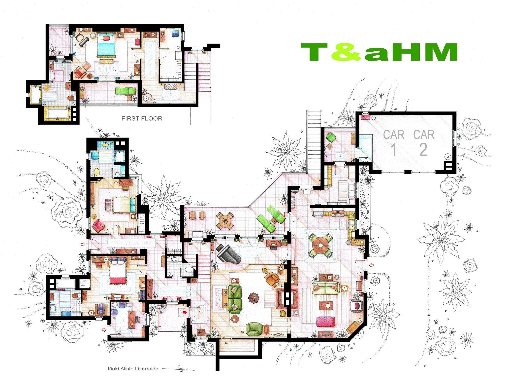 Accurate Floor Plans Famous Show Apartments Two