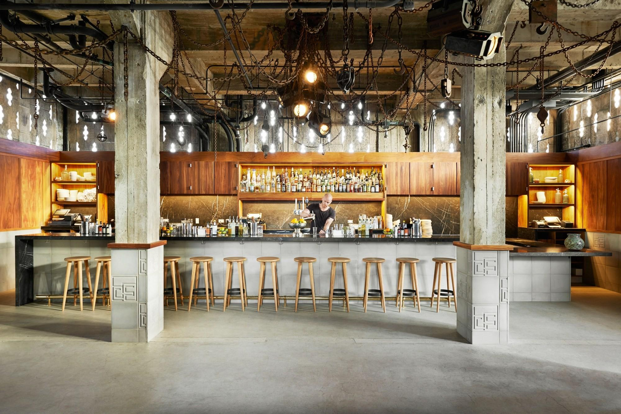 Ace Hotel Downtown Commune Design Archdaily