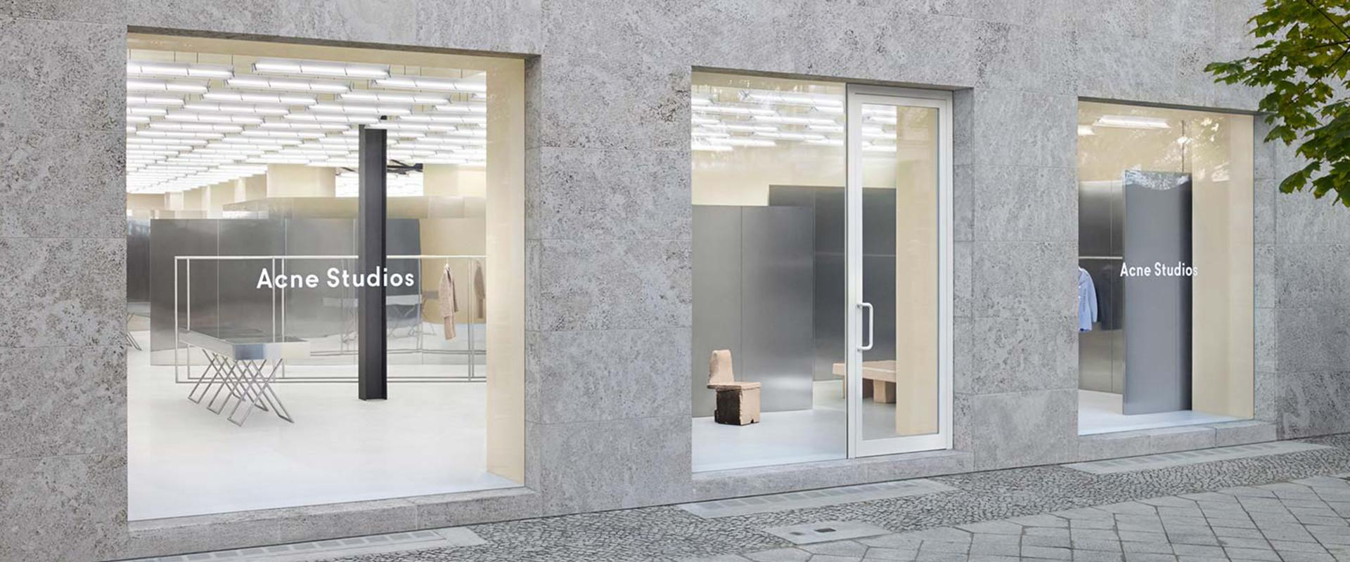 Acne Studios Berlin Interior Design Magazine