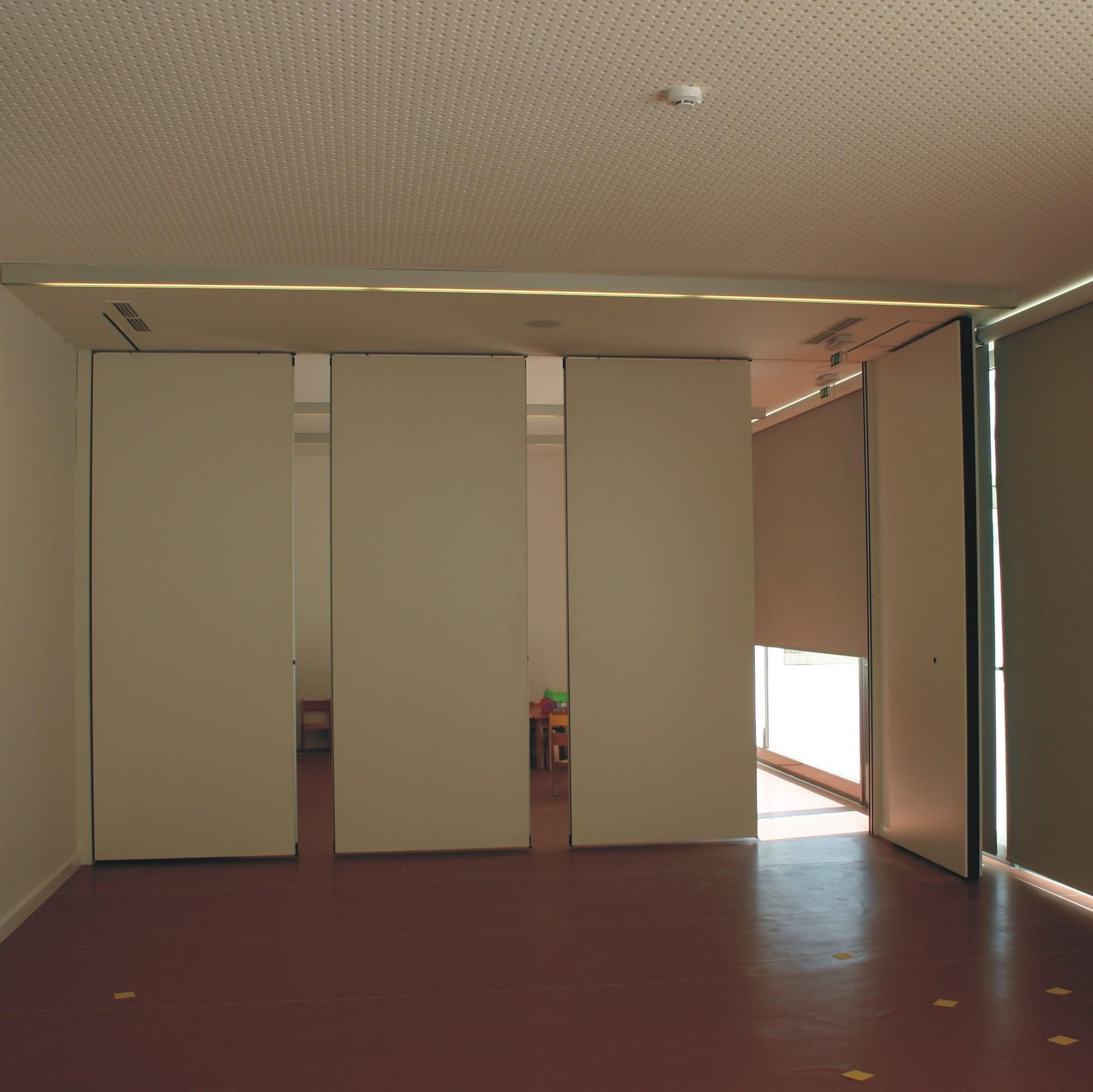 Acoustics Movable Wall Neweco 100 Partition Walls
