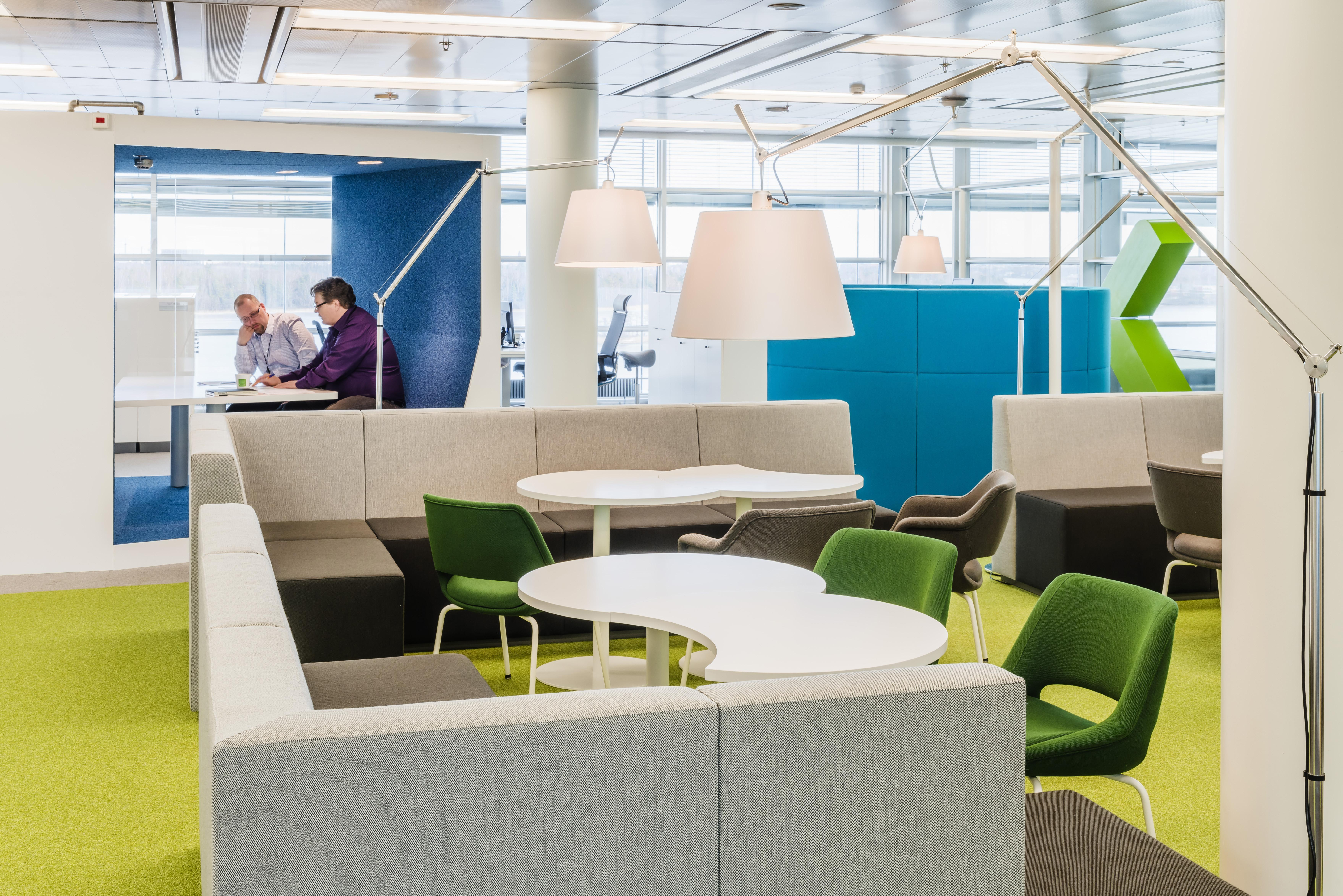 Acoustics Study Into Furniture Effectively Reduces Office