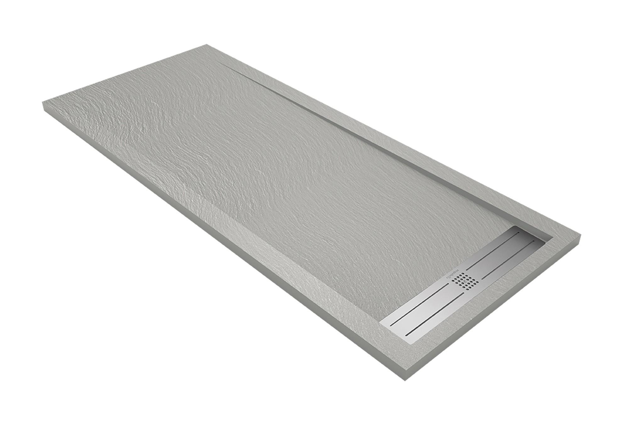 Acquabella Trendy Ardesia Cemento Shower Tray