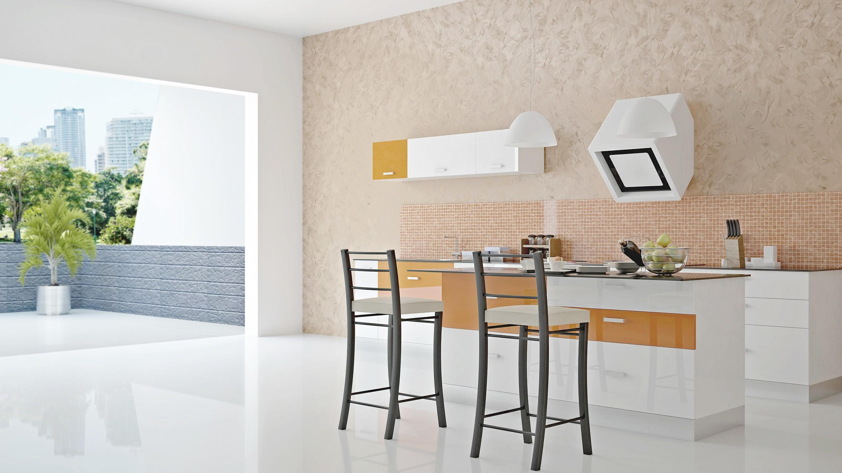 Actyes Sleek Modular Kitchen System One Would