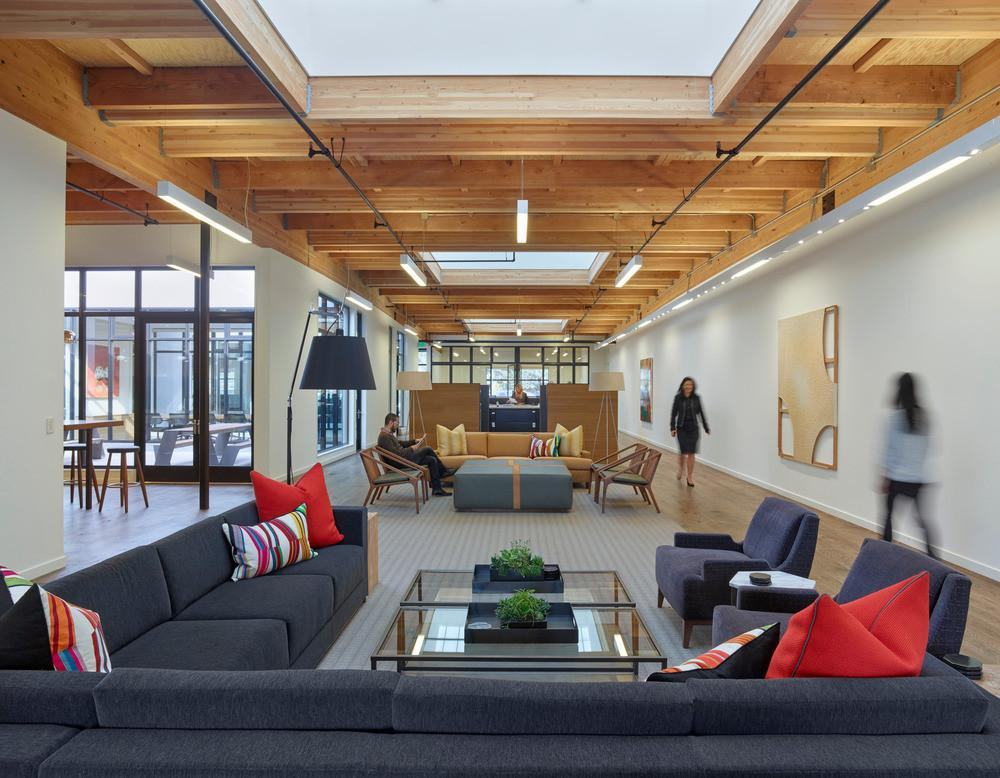 Adaptive Reuse Project Transforms Retail Building Into New