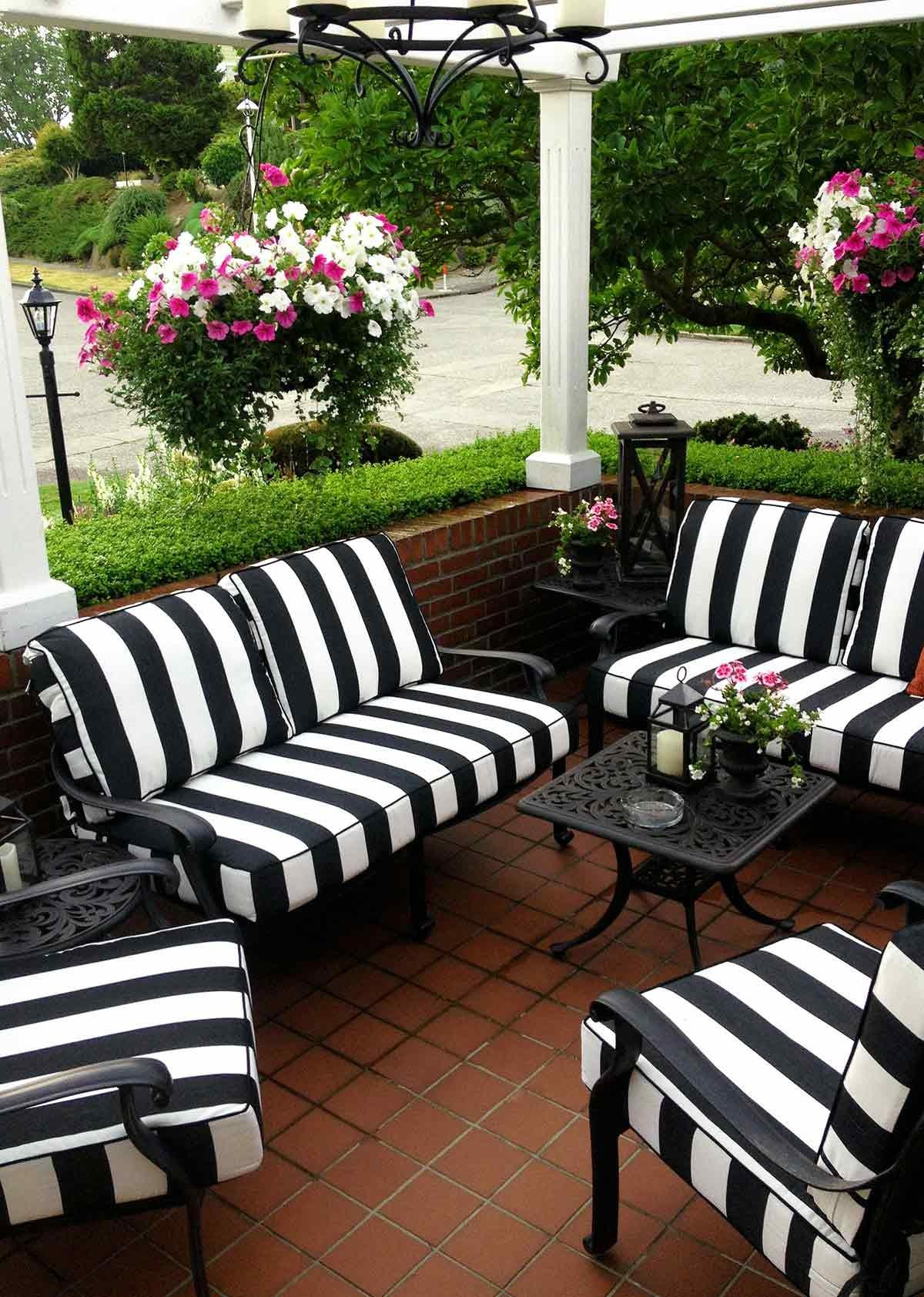 Add Comfort Your Outdoor Space Deep Seating