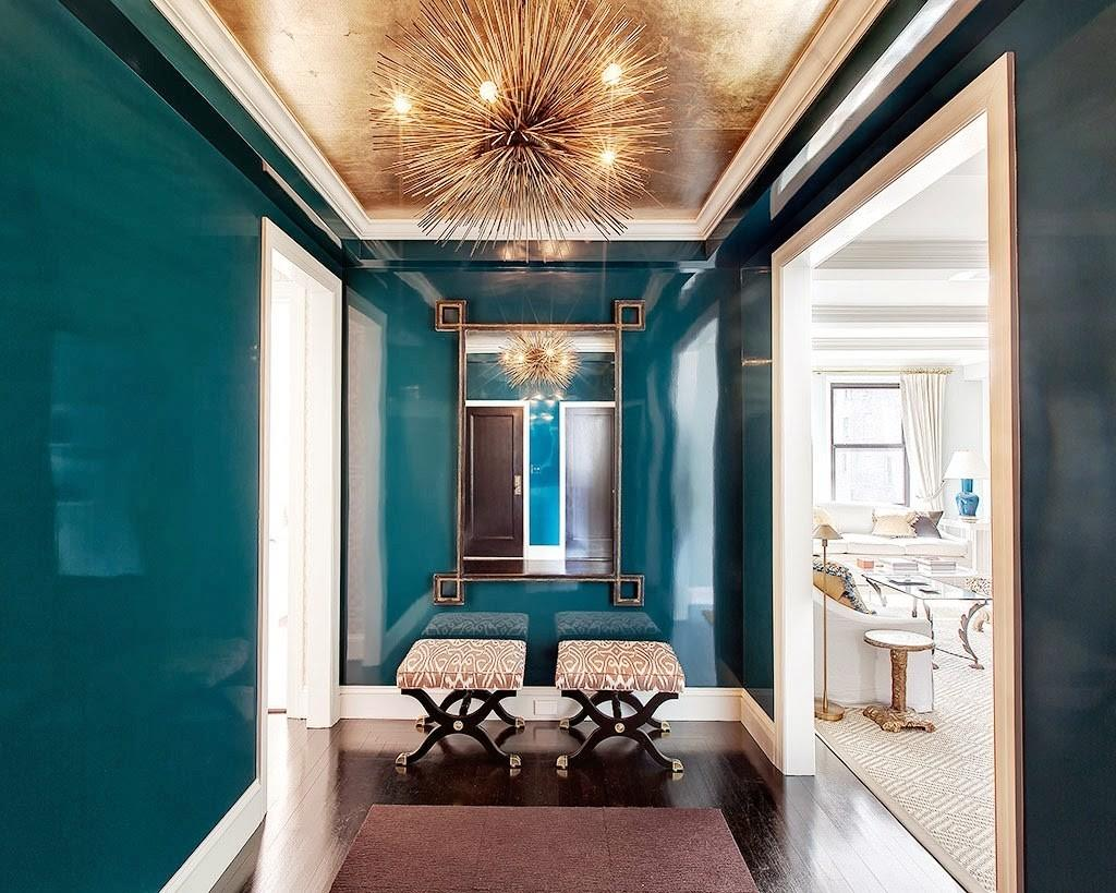 Add Some High Gloss Drama Your Interiors