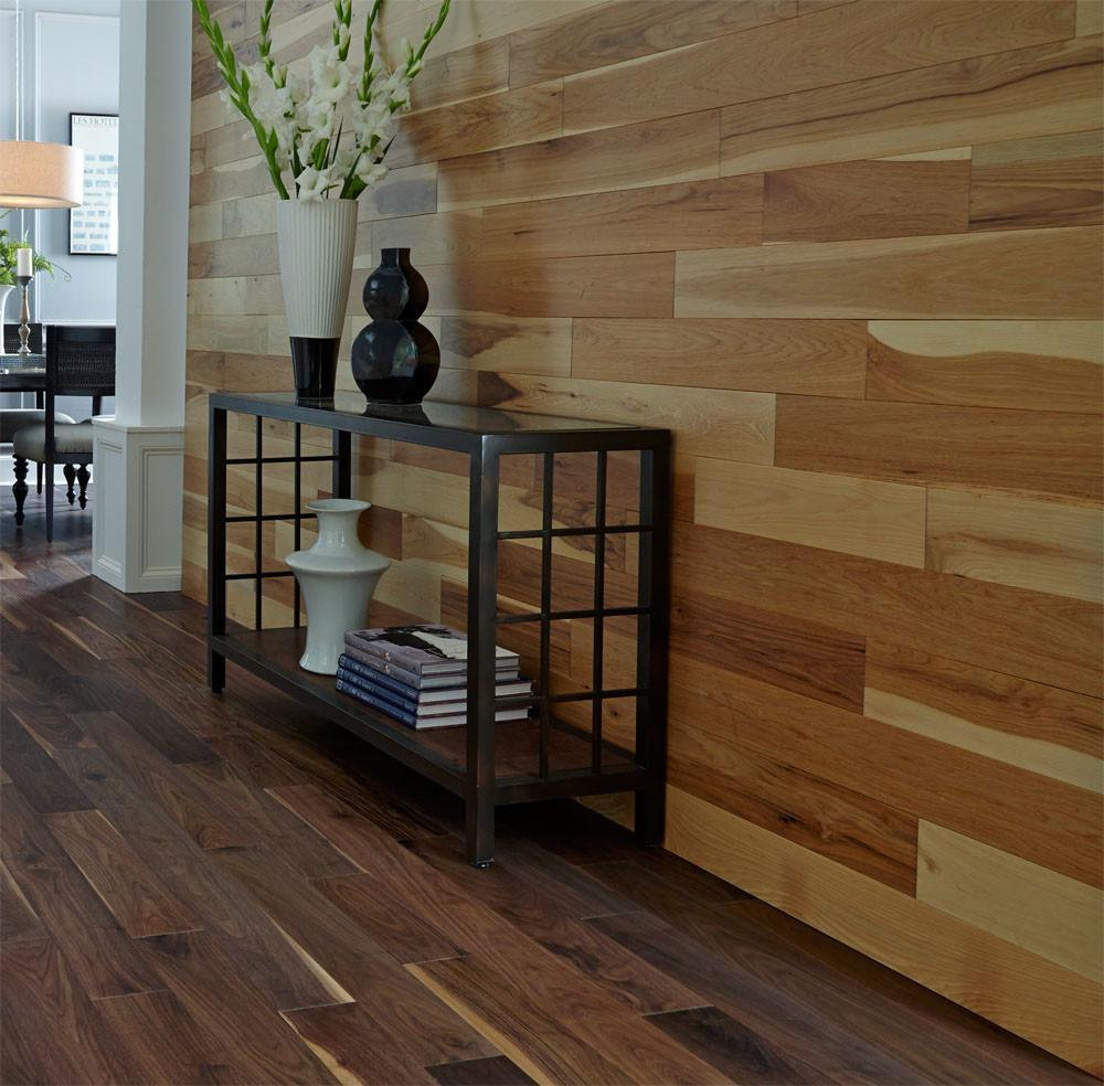 Adding Character Accent Walls 2015 Fall Flooring Trends