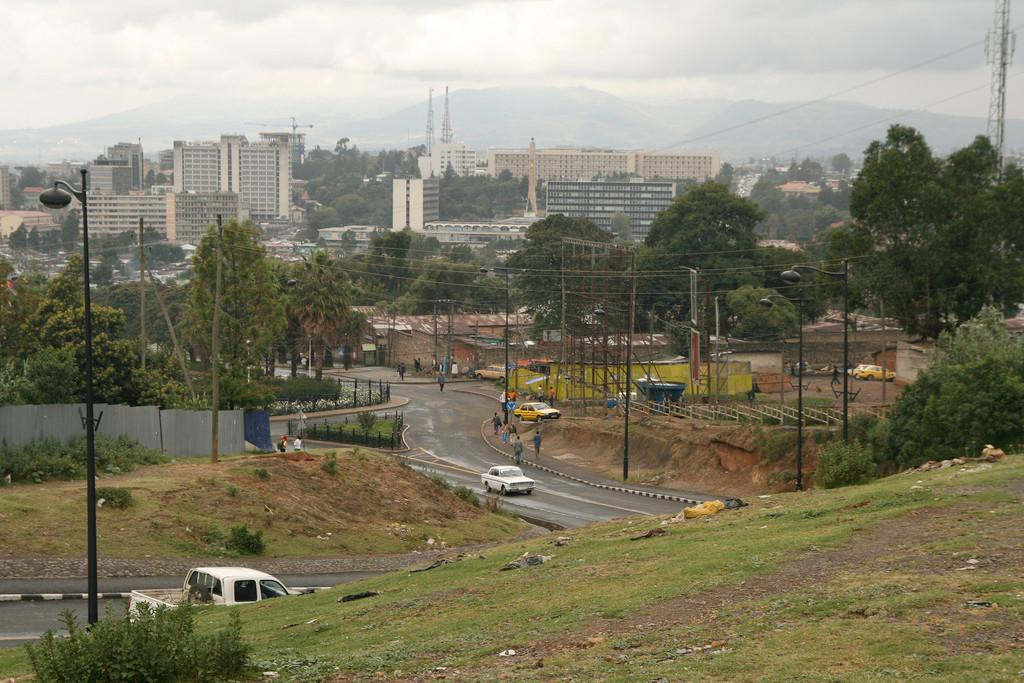 Addis Rising Finding Future African Boom Town