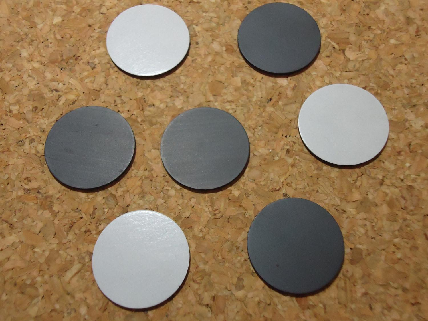 Adhesive Round Magnets Diy Great Crafts