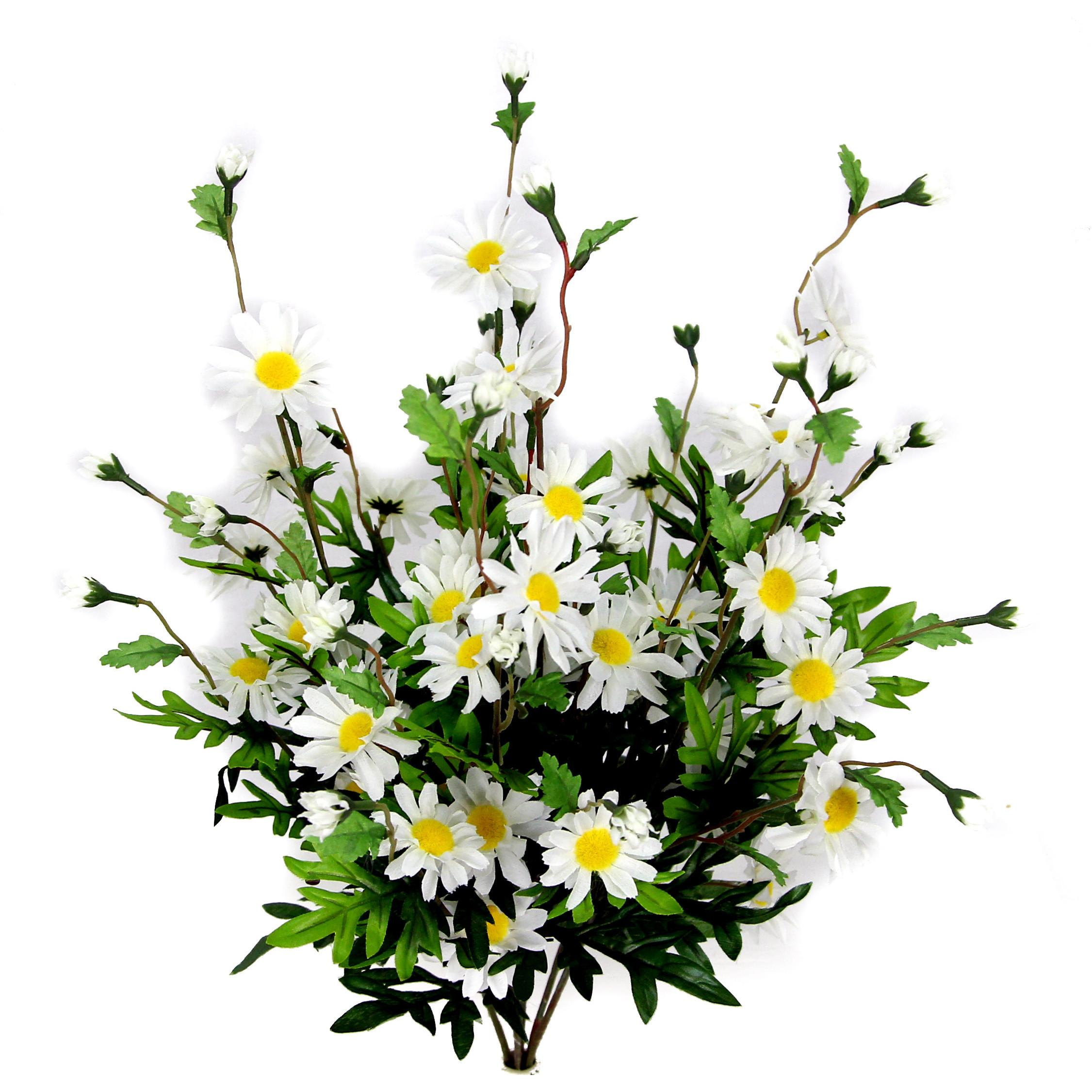 Admiredbynature Stems Artificial Blooming Daisy