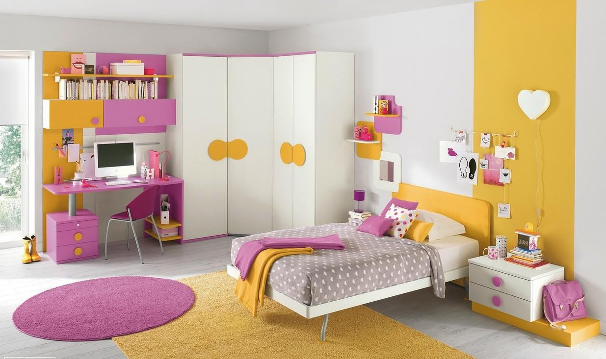 Adorable Kids Room Designs Which Present Modern