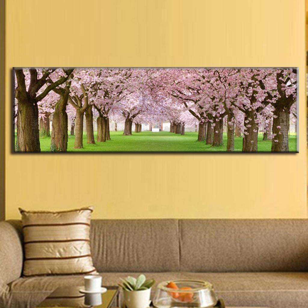 Adorable Large Canvas Wall Art Decor Your