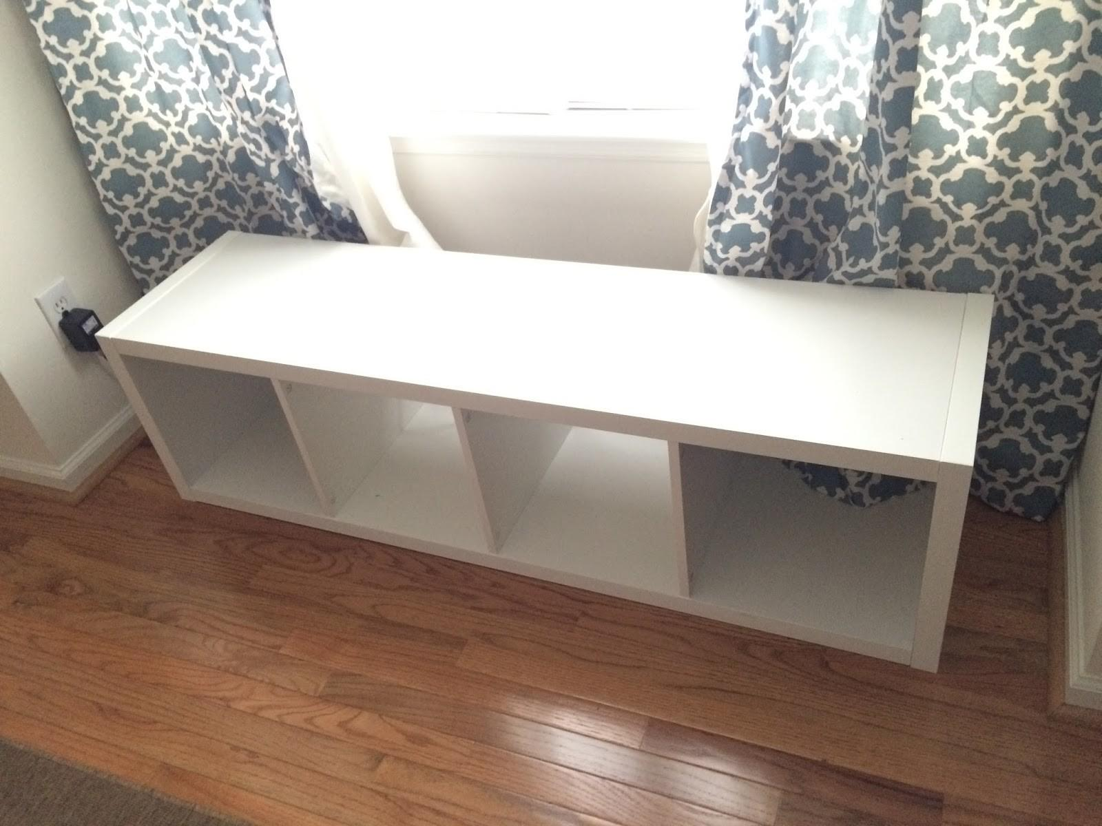 Adorable Mess Diy Kallax Storage Bench