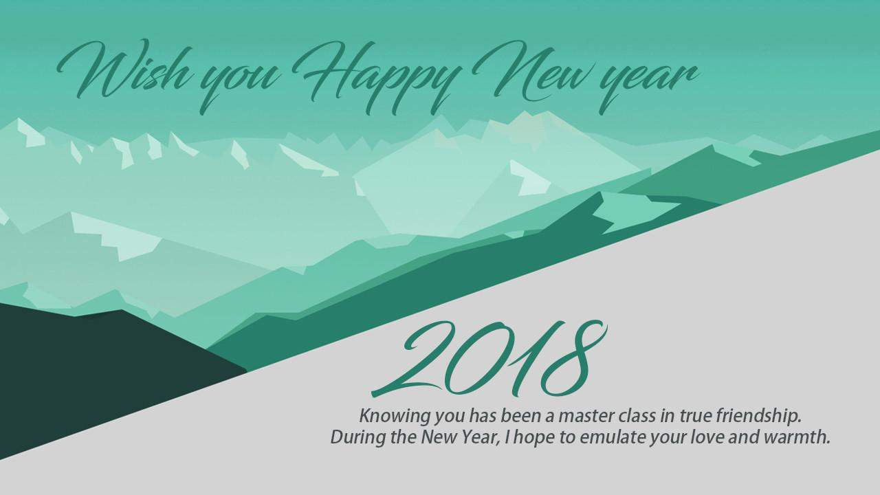 Advance Happy New Year Quotes 2018 Wish