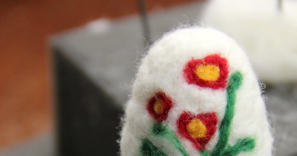 Adventures All Things Food Create Felted Easter