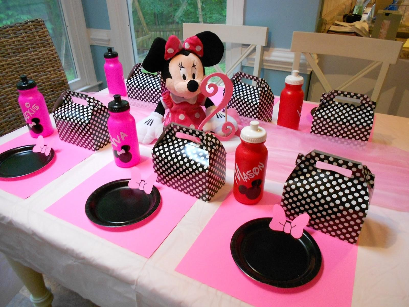 Adventures Toddlers Preschoolers Minnie Mouse
